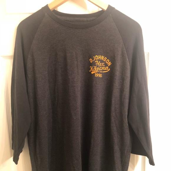 078f1f90 Under Armour Shirts | Project Rock Hawaii 34 Sleeve Shirt | Poshmark